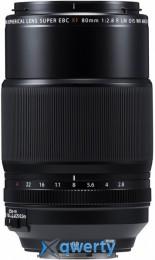 Fujifilm XF 80mm F2.8 Macro R LM OIS WR (16559168)