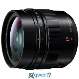Panasonic Micro 4/3 Lens 12mm f/1.4 ASPH. Leica DG Summilux (H-X012E)
