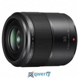 Panasonic Micro 4/3 Lens 30mm f/2.8 ASPH. MEGA O.I.S. Lumix G MACRO (H-HS030E)