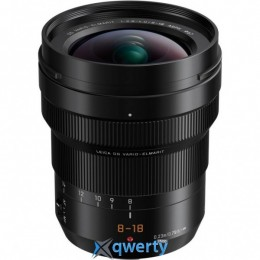 Panasonic Micro 4/3 Lens 8-18mm f/2.8-4 ASPH. Leica DG Vario-Elmarit (H-E08018E) купить в Одессе