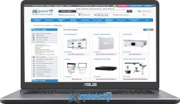 Asus VivoBook 17 X705UA (X705UA-GC433) (90NB0EV1-M05330) Grey