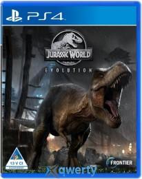 Jurassic World Evolution PS4 (русская версия)