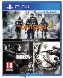 Tom Clancys The Division + Tom Clancys Rainbow Six: Осада PS4