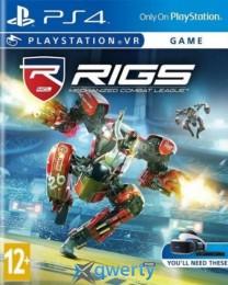 VR RIGS: Mechanized Combat League