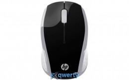 HP Wireless Mouse 200 Pike Silver (2HU84AA)