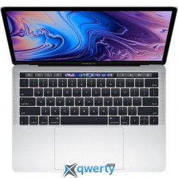 Apple MacBook Pro Touch Bar 13 512Gb Silver (MR9V2) 2018