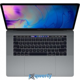 Apple MacBook Pro Touch Bar 15 512Gb Space Gray (MR942) 2018