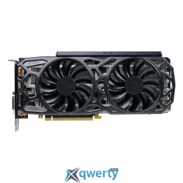 EVGA GeForce GTX 1080 Ti 11GB GDDR5X (352bit) (1480/11016) (DVI, HDMI, DisplayPort) Black Edition (11G-P4-6391-KR)