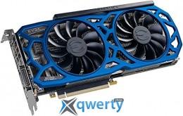 EVGA GeForce GTX 1080 Ti 11GB GDDR5X (352bit) (1556/11016) (DVI, HDMI, DisplayPort)  SC2 ELITE GAMING BLUE (11G-P4-6693-K3)