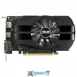 Asus PCI-Ex GeForce GTX 1050 Phoenix 3GB GDDR5 (96bit) (1392/7008) (DVI, HDMI, DisplayPort) (PH-GTX1050-3G)