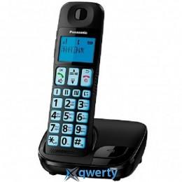 DECT Panasonic (KX-TGE110UCB) Black