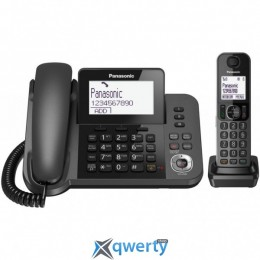DECT Panasonic (KX-TGF320UCM) Black
