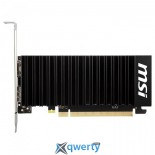 MSI GeForce GT 1030 2GB GDDR4 (64bit) (1189/1430) (HDMI, DisplayPort) (GeForce GT 1030 2GHD4 LP OC)