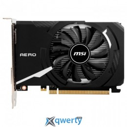 MSI GeForce GT 1030 2GB SDDR4 (64bit) (1189/2100) (HDMI, DVI) (GT 1030 AERO ITX 2GD4 OC)
