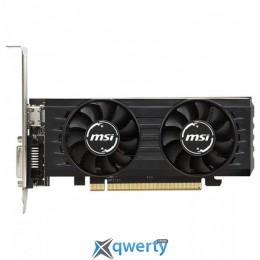 MSI Radeon RX 550 LP OC 4GB GDDR5 (128bit) (1203/6000) (DVI, HDMI) (RX 550 4GT LP OC)
