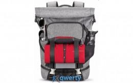 Acer Predator Gaming Rolltop Backpack PBG6A0 Gray-Black