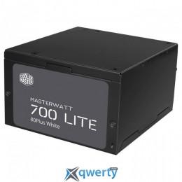 Cooler Master MasterWatt Lite 230V (ErP 2013) 700W (MPX-7001-ACABW-EU) купить в Одессе