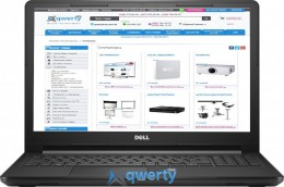 Dell Latitude 5590 (N036L559015EMEA_U) Black