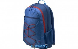 HP Active Backpack Blue/Red