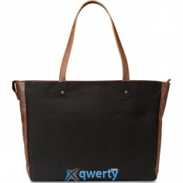 HP Ladies Canvas Tote 14 Black