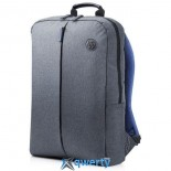 HP Value Backpack Gray/Blue