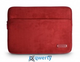 Port Designs LAPTOP CASE MILANO SLEEVE 13-14 Red