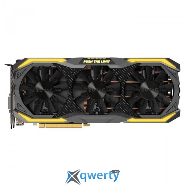 Zotac GeForce GTX 1070 Ti IceStorm AMP Extreme 8GB GDDR5 (256bit