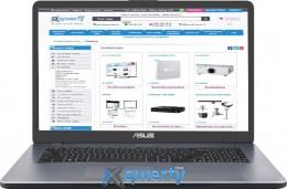 Asus VivoBook 17 X705UF (X705UF-GC017) (90NB0IE2-M00180) Grey