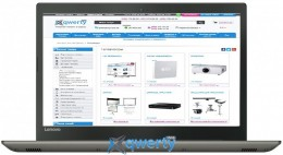 Lenovo IdeaPad 520-15IKBR (81BF00JERA) Iron Grey