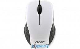 Acer Wireless Optical Mouse Moonstone White (AMR510)