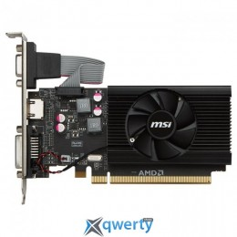 MSI Radeon R7 LP 240 1GB GDDR3 (64bit) (600/1600) (VGA, DVI, HDMI) (R7 240 1GD3 64b LP)