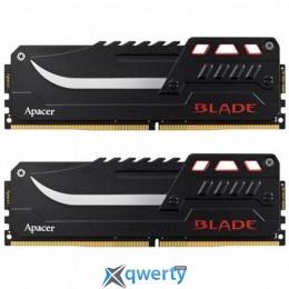 Apacer Blade Series DDR4 16GB (2x8) 3600MHz PC-28800 (EK.16GA4.GGBK2)