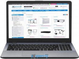 Asus VivoBook 15 X542UN (X542UN-DM260) (90NB0G82-M04080) Dark Grey