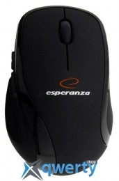 Esperanza Mouse EM112 Black