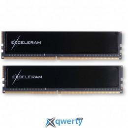 eXcelram Black Sark DDR4 32GB (2x16) 2400MHz PC-19200 (ED432247AD)