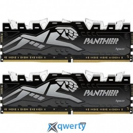 APACER Panther Rage Illumination DDR4 2666MHz 16GB (2x8) PC-21300 (EK.16GAV.GEJK2)