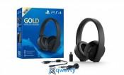 Беспроводная гарнитура PlayStation Gold Wireless Headset
