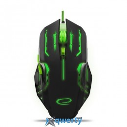 Esperanza Mouse MX403 APACHE Green