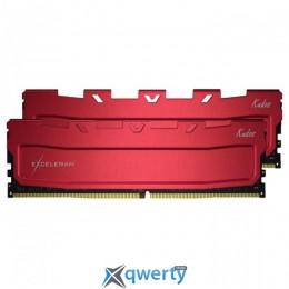 Exceleram Kudos DDR4 2800Hz 8GB (2x4) PC-22400 (EKRED4082817AD)