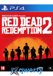Red Dead Redemption 2 (русские субтитры) PS4