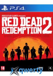 Red Dead Redemption 2 PS4 (русские субтитры)