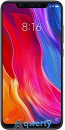 Xiaomi Mi 8 6/256GB (Black) EU