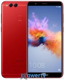 HUAWEI Honor 7X 4/128GB Dual (Red) EU