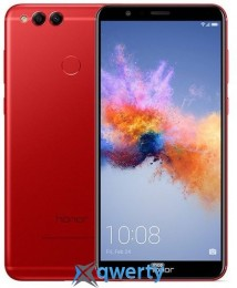 HUAWEI Honor 7X 4/64GB Dual (Red) EU