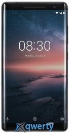 Nokia 8 Sirocco (Black) TA-1005