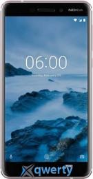 Nokia 6 2018 4/64GB (White) EU