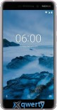 Nokia 6 2018 4/64GB (White) EU