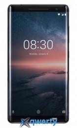 Nokia 8 128gb Sirocco single (Black) EU