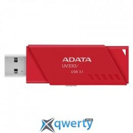ADATA 32GB USB 3.1 UV330 Red (AUV330-32G-RRD)