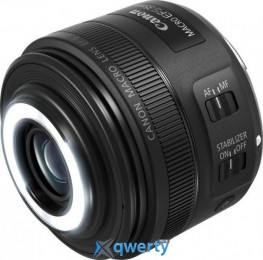 Canon EF-S 35mm f/2.8 IS STM Macro (2220C005)